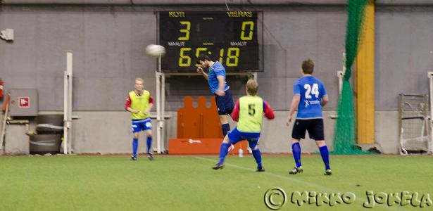 TamU-K - Ikurin Vire, Suomen Cupin 1.kierros 2013