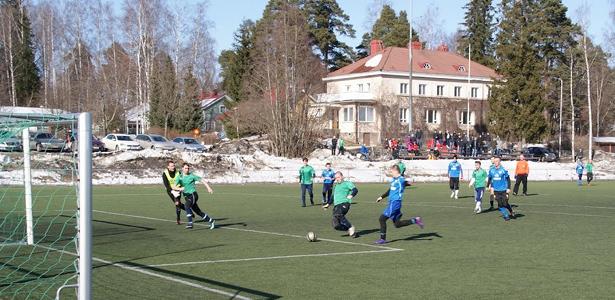 Mika Suonsyrjä pelastaa.