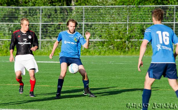 Juha Kumara pelasi jälleen loisto-ottelun