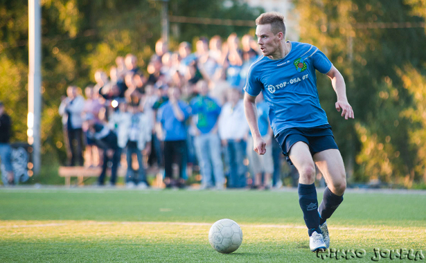 Petri Vadén pelasi jälleen erinomaisen ottelun