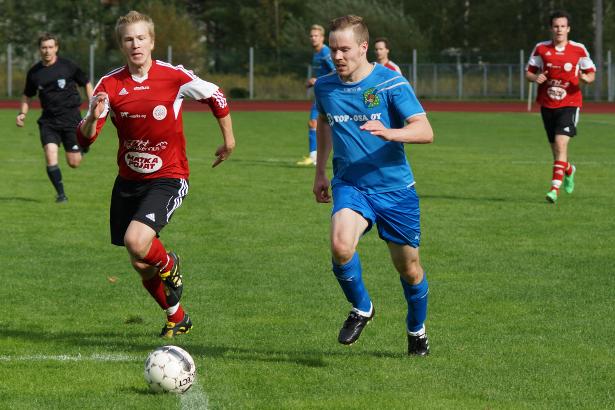 Petri Vadén palasi kokoonpanoon pitkän tauon jälkeen ja pelasi heti erinomaisen ottelun