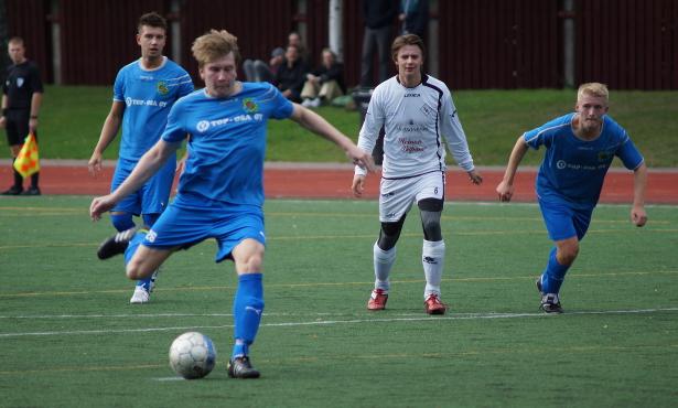 Mika Kytöviita teki kauden yhdeksännen maalinsa rankkarista