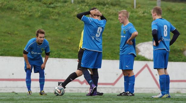 FC Rauman 2-1 johtomaali on juuri syntynyt