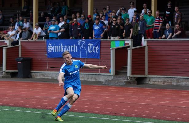 Lauri Savolainen palasi kokoonpanoon loukkaantumisen jälkeen