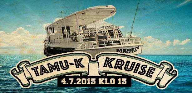 TamU-Kruise lauantaina 4.7.2015