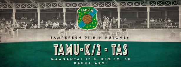 TamU-K 2 – TAS 2015